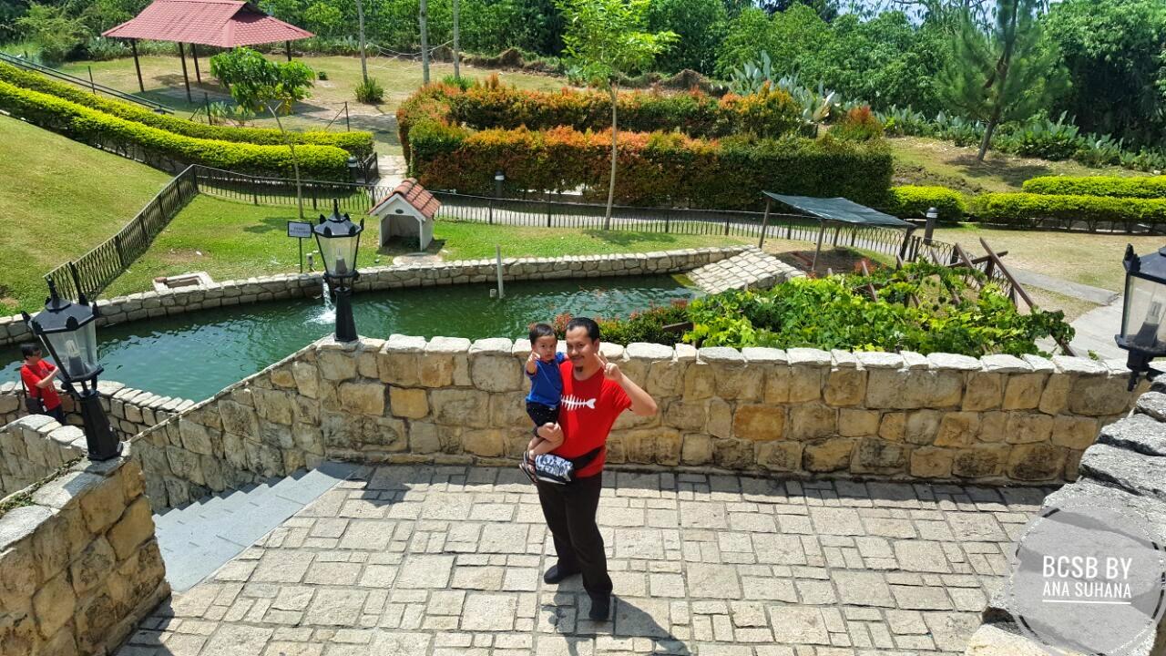 Tempat Menarik di Pahang : Bukit Tinggi