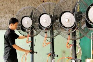 cooling fan bekasi