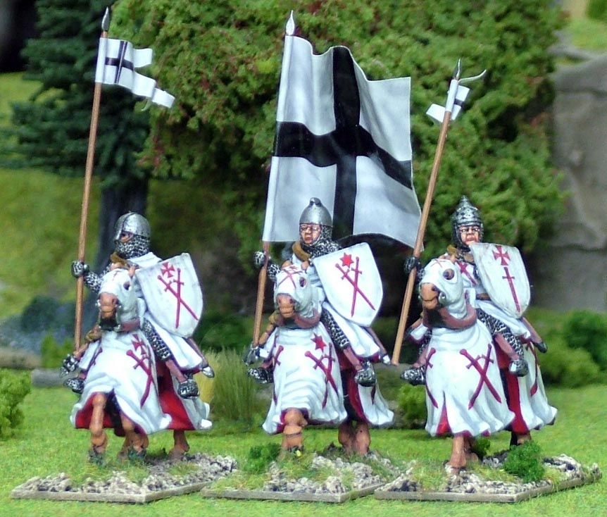 Curteys Miniatures: The Livonian Brothers Of The Sword