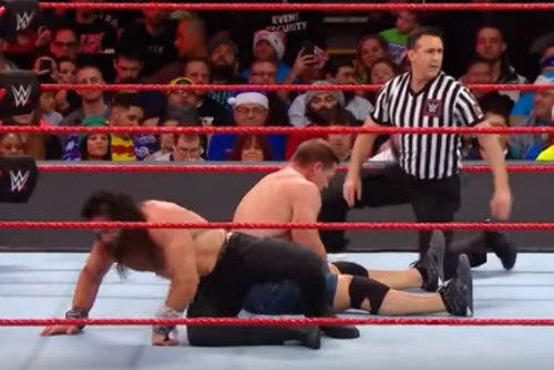 John Cena And Elias