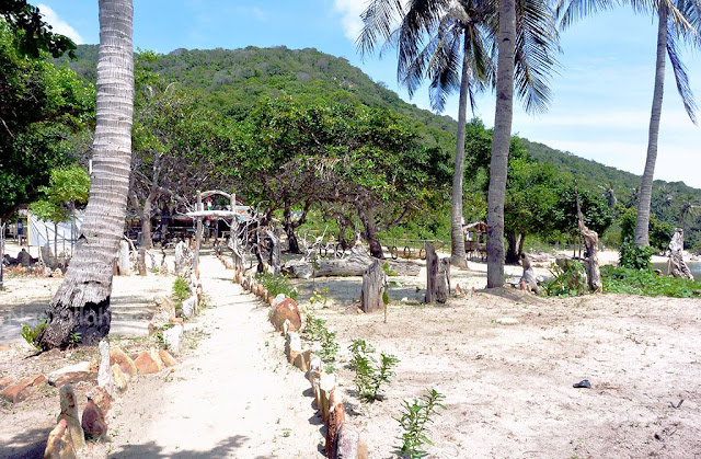 Masih di pantai Annora Karimunjawa
