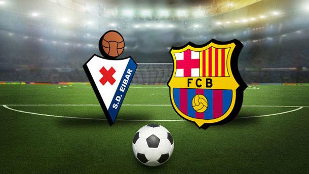 El Barcelona desea conseguir una nueva victoria contra el Eibar