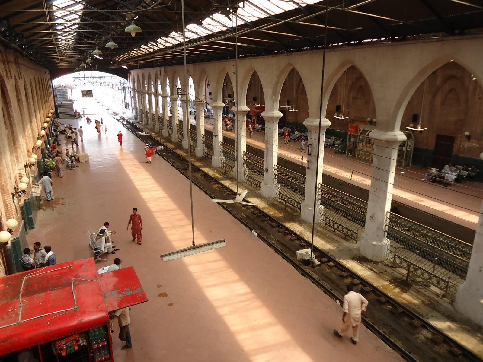 Images PK Lahore Railway Station