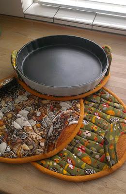 Nye tærtefuttere med svampe stof