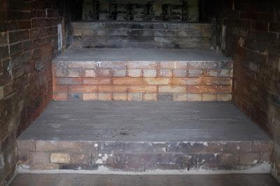 長野県生坂村の陶芸・器 白日窯 登り窯