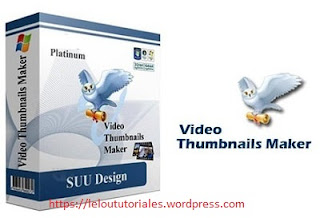 Video Thumbnails Maker Platinum v8.0.0.0 + Crack [Full] [MEGA]