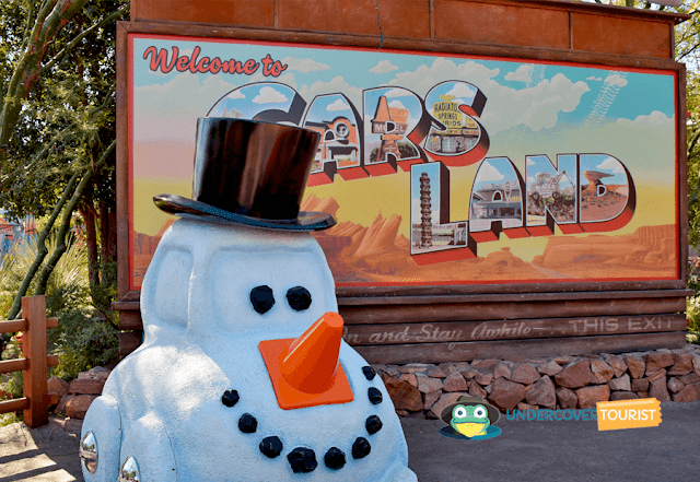 Navidad en Disneyland California 2018