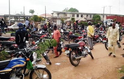 INSECURITY: Lagos seeks total ban of Okada