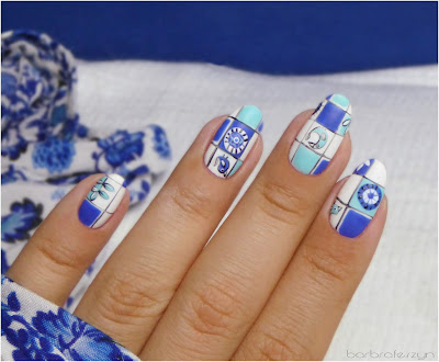 greece nails