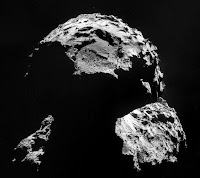Historic! Europe's #Philae Probe Lands on Comet 317 Million Miles Away