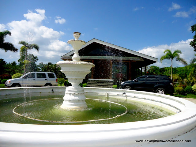 Function Area at Rafael's Farm Leyte