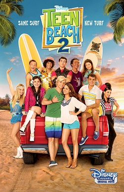 Imagem Teen Beach 2 - HD 720p - Legendado