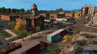 ats news, ats 1.32, american truck simulator, official developments, ats oreon dlc, oregon map, american truck simulator orgeon map dlc screenshots2