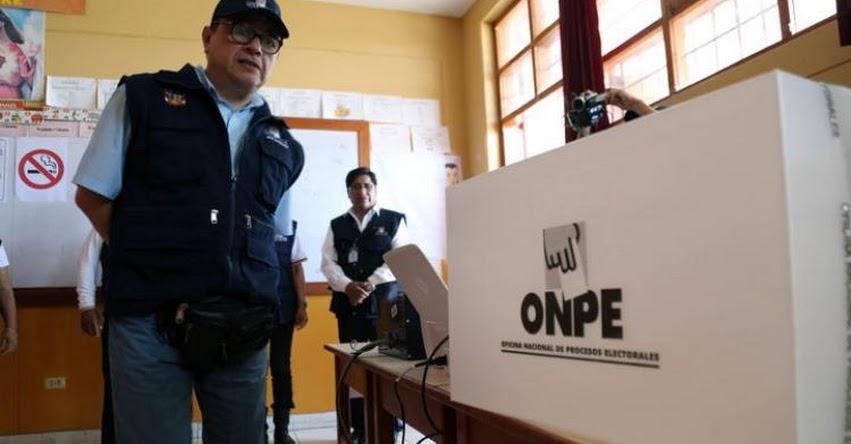 ELECCIONES 2017: Mañana domingo, 18 nuevos distritos del Perú votarán por primera vez - www.onpe.gob.pe
