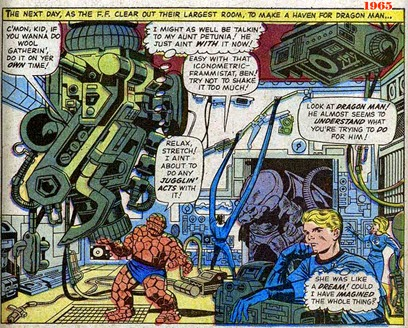 Fantastic Four 45 Lee Kirby