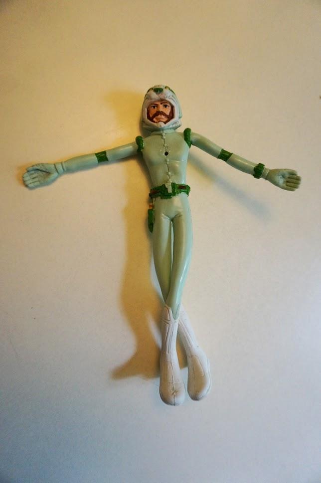 ulysse 31 figurine années 80 1980