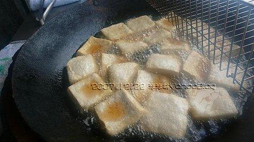 阿嬤臭豆腐|集集美食