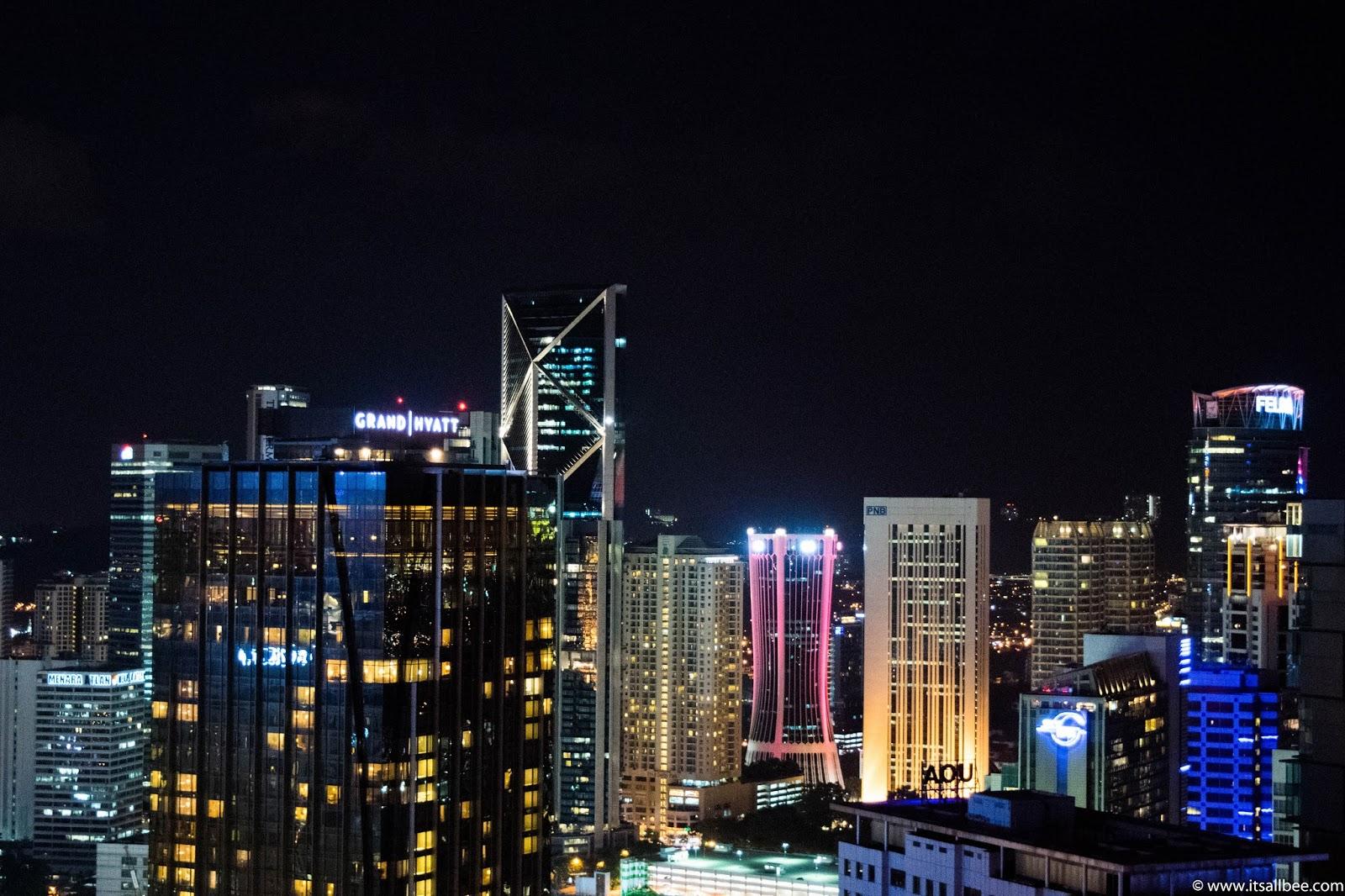Malaysia's Best Kept Secret : Heli Lounge Bar In Kuala Lumpur