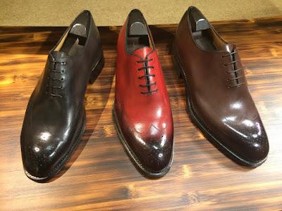 フランス 革靴
