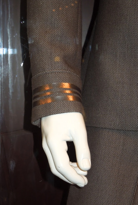 Captain Kirk Star Trek Into Darkness Starfleet uniform detail