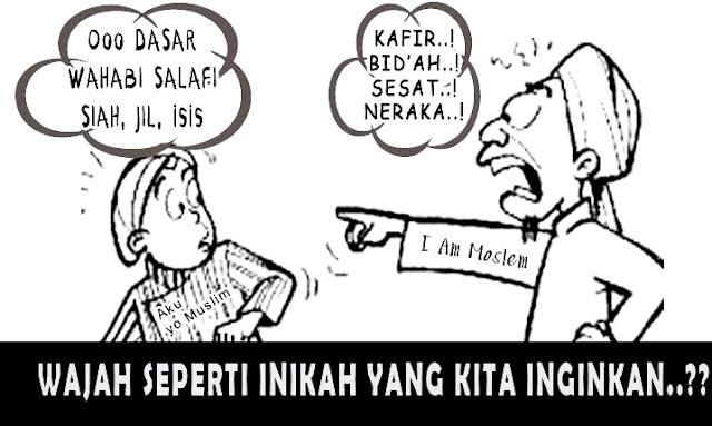 Jangan Nyinyir sebelum Paham Apa itu Wahabi!