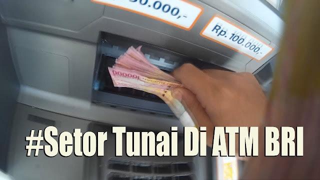 Cara Menggunakan ATM Setor Tunai