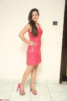 Shipra Gaur in Pink Short Micro Mini Tight Dress ~  Exclusive 097.JPG