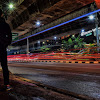 Tutorial Foto Light Trail atau Long Exposure di Android