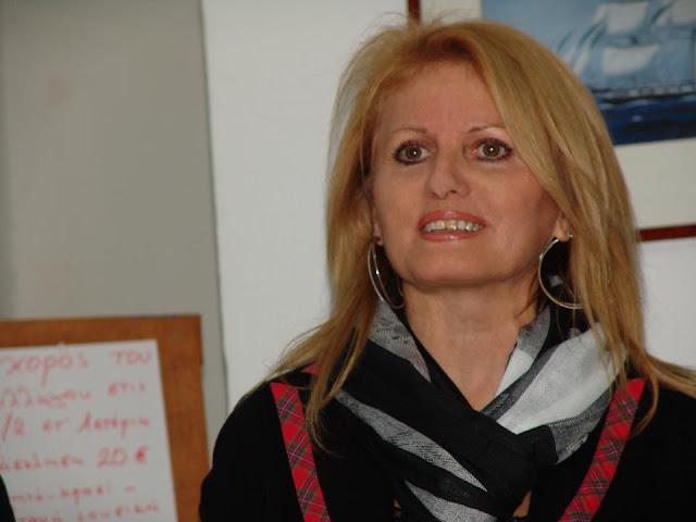 """Παραιτήθηκε η πρόεδρος του Συλλόγου Ποντίων & Βορειοελλαδιτών Σύρου """"Ο Εύξεινος Πόντος"""""""