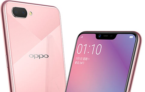 Spesifikasi Oppo A5, Android Kamera Ganda Harga 3,2 Jutaan