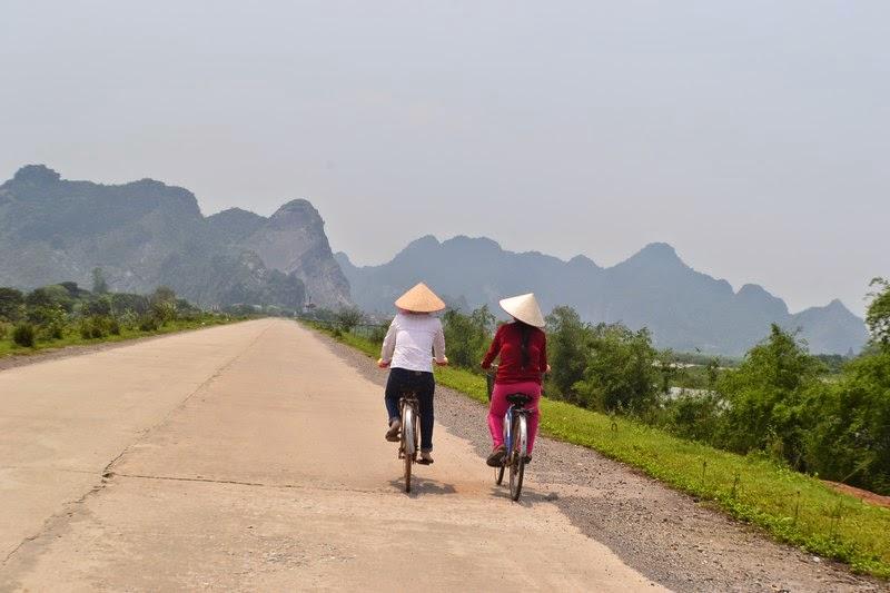 Ninh Binh, Baie d'Along terrestre, Vietnam