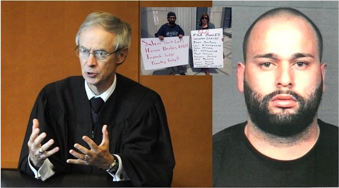 Protestan contra un juez en New Hampshire por liberar presunto narco dominicano arrestado con heroína y cocaína