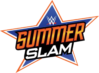 logo for WWE pay-per-view event SummerSlam