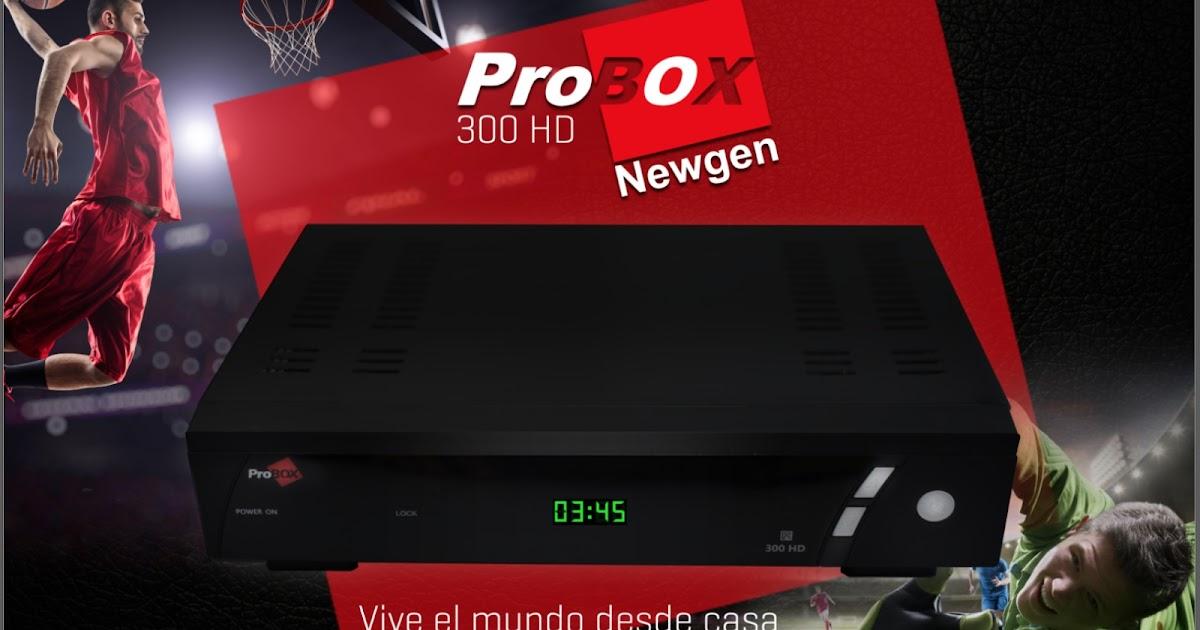 Resultado de imagem para PROBOX PB 300 HD