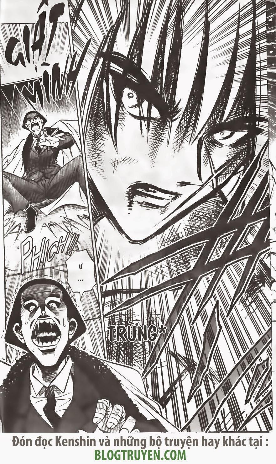 Rurouni Kenshin chap 140 trang 19