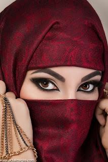 صور بنات منقبات 2019 صور رمزيات بنات بالنقاب
