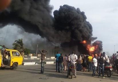 fuel tanker kills 8 tegina niger state
