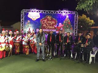 Banda Marcial do CSJD faz belíssimas evoluções na nossa comunidade...
