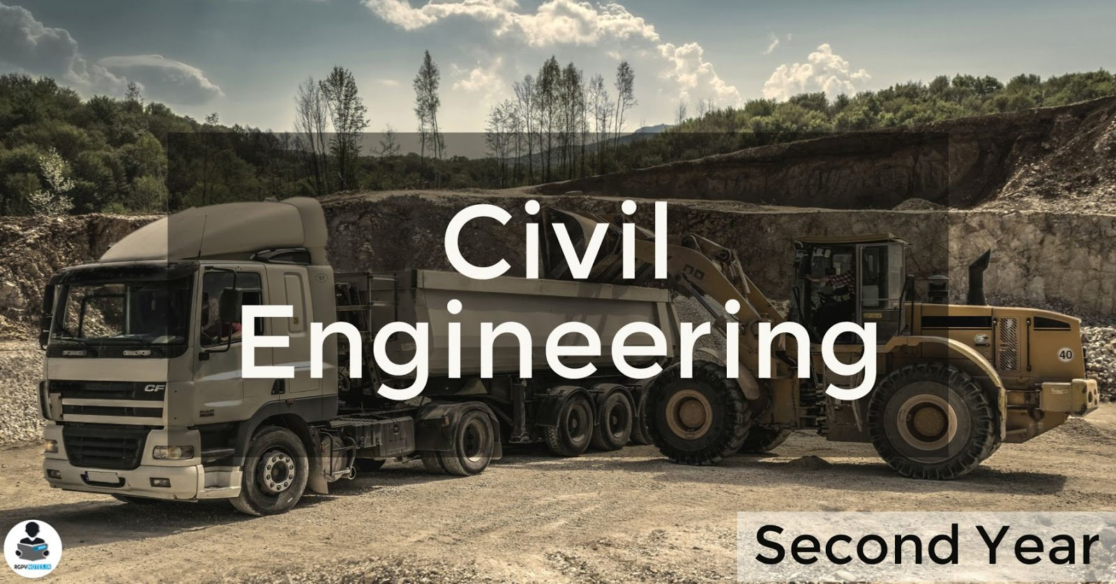 Civil Engineering - 2nd year RGPV notes CBGS