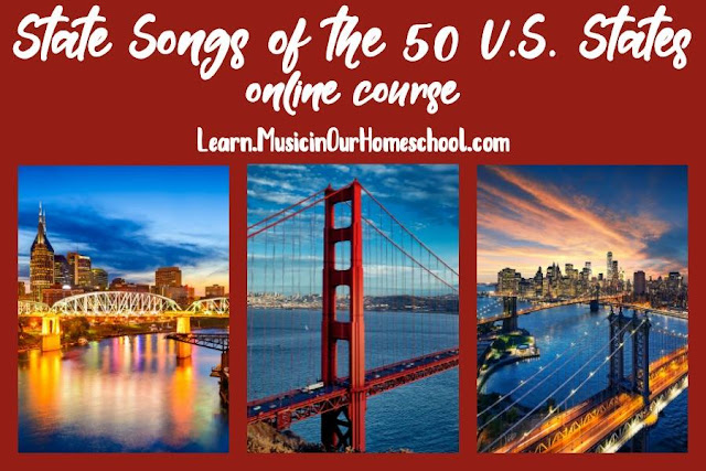 State songs music course