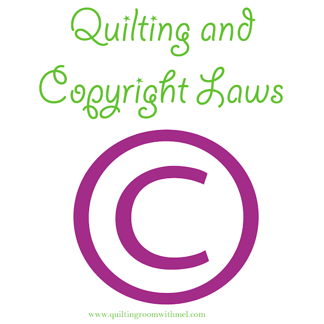 quilting copyright laws