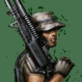 Commando - T2 - Jenis pasukan pada Mobile Strike