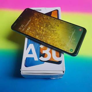 Ini Spesifikasi Samsung Galaxy A30, Memiliki RAM 3 GB