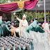 Peresmian Taman Doa  Bunda Maria Pelindung Keluarga
