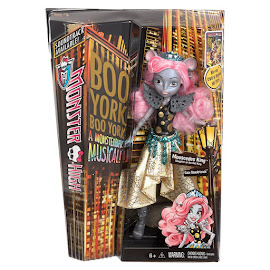 MH Boo York, Boo York Mouscedes King Doll