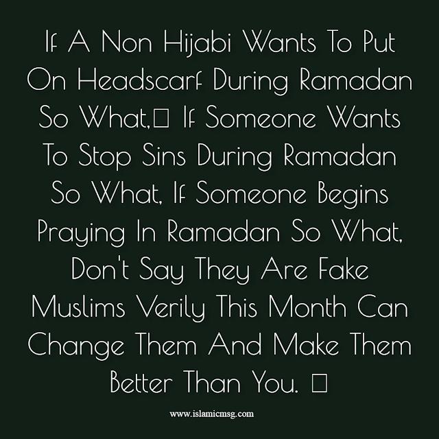 Ramadan MASHALLAH