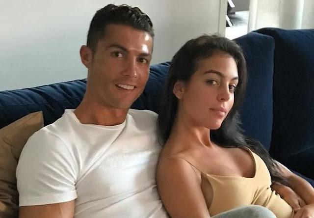 Cristiano Ronaldo's GF Georgina Rodriguez