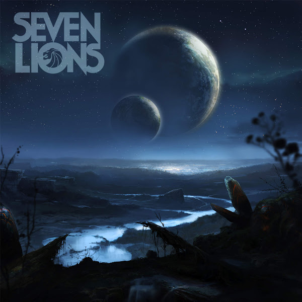 Seven Lions - Don't Leave (feat. Ellie Goulding) [Revised] - Single Cover