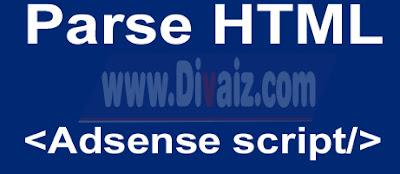 Parse HTML - www.divaizz.com
