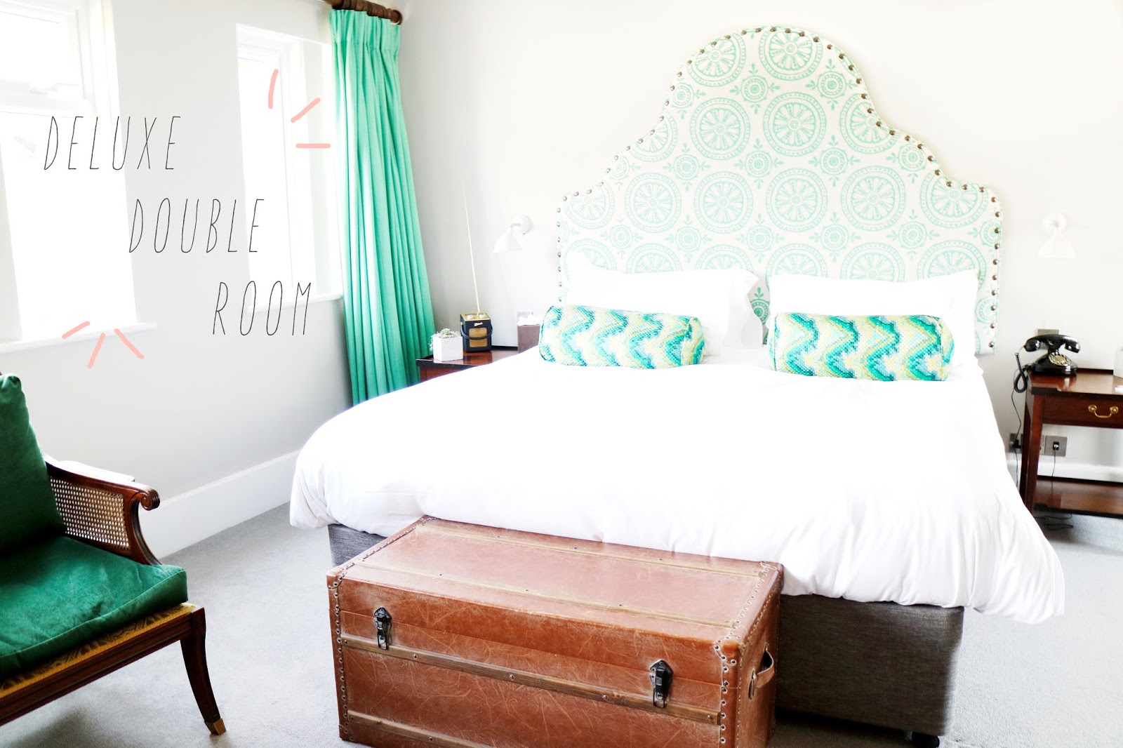 burley manor blog review